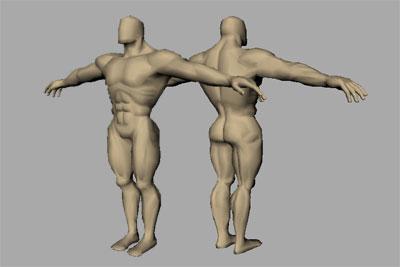 The creature model