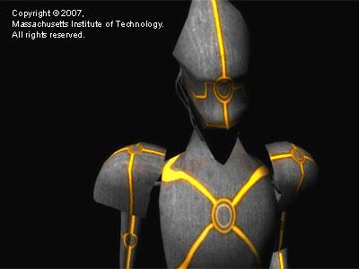 The Robot (main character)