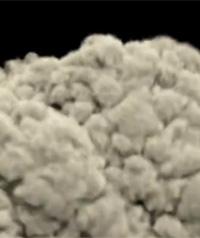 Pyroclastic Smoke Test
