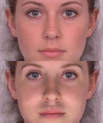 Face Image Relighting