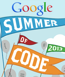 Accepted into Google Summer of Code 2013!