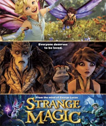 Credits in Strange Magic